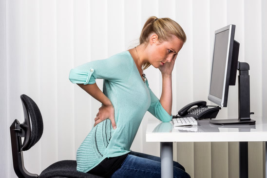 back pain - chiropractic treatment